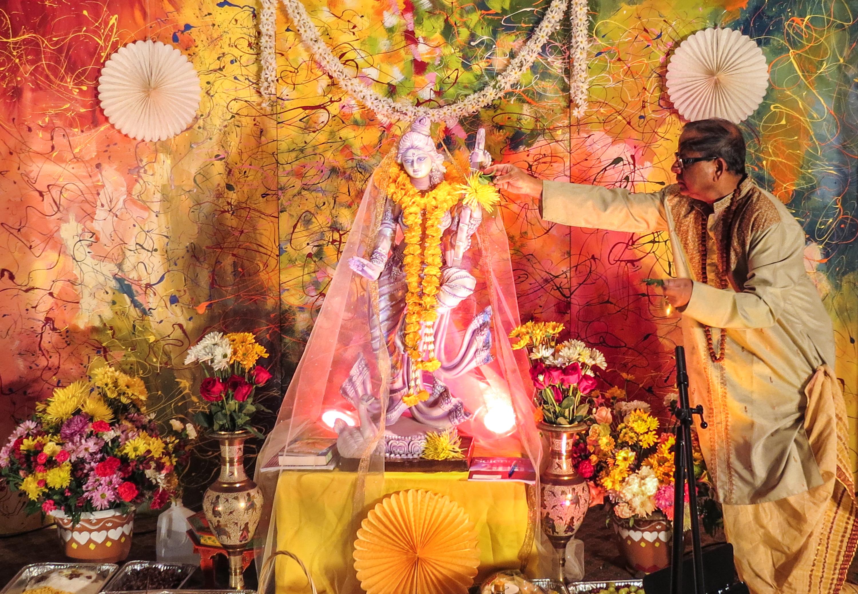 Saraswati Puja 2017